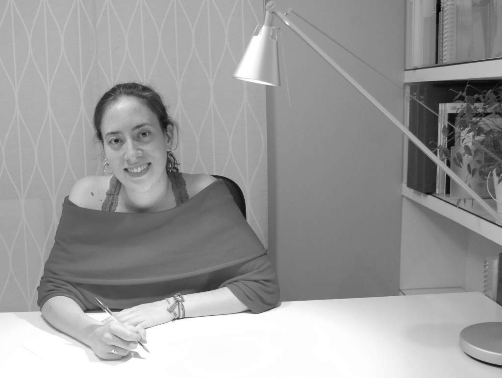 Cristina Martinho en su despacho