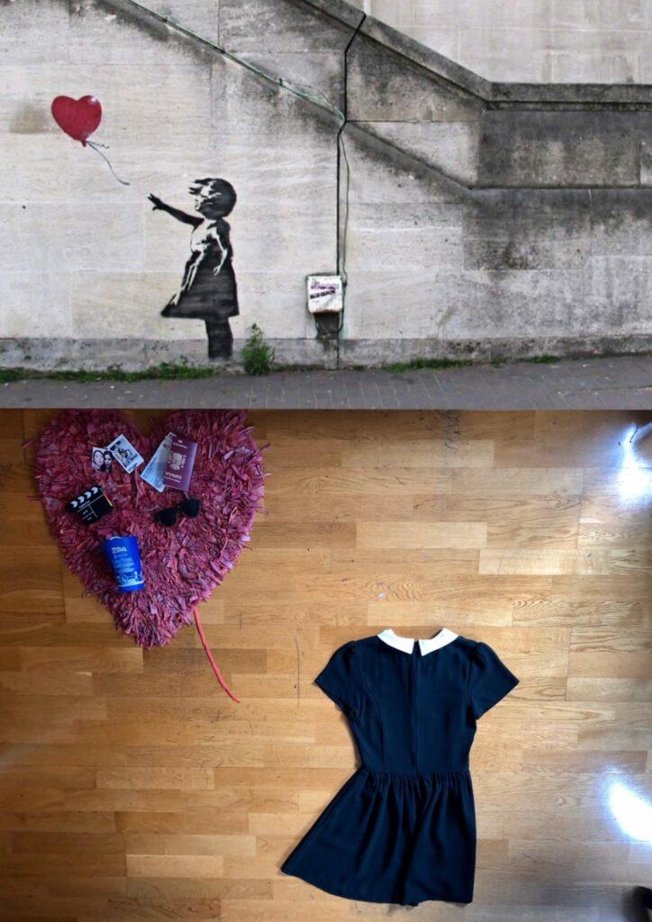 Arte urbano en casa